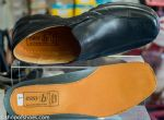 Nelson mens smart leather loafer in brown or black leather from an Db Easy b wide fit specialist near Basingstoke Hampshire.